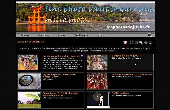 Travels, events and portrait on Jielbe photo gallery