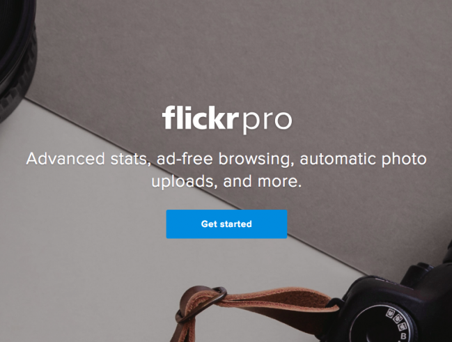Why Flickr could not remain free for ever - The Piwigo com Blog
